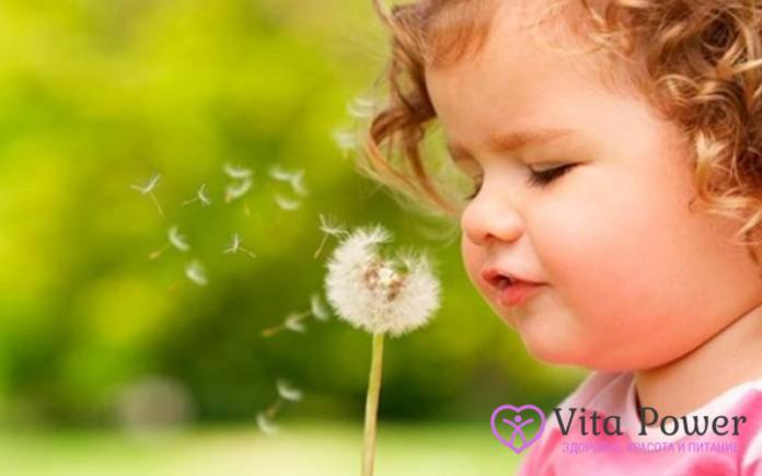 аллергия у детей лечение