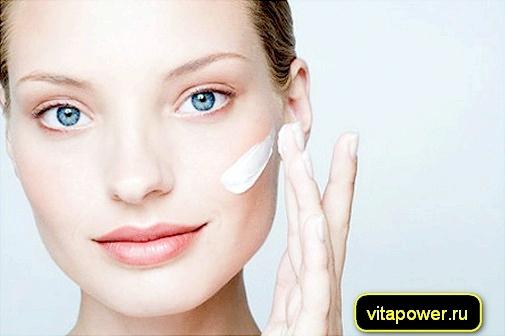 Крема для сухой кожи