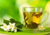 зеленый чай свойства