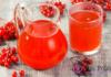 калина для лечения простуды