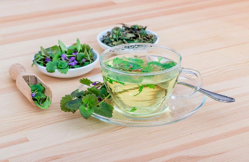Успокоительный чай фитоседан