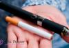 бросить курить легко, электронная сигарета