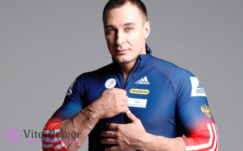 Алексей Воевода - спортсмен вегетарианец и сыроед