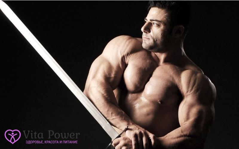 Патрик Бабумян спортсмен вегетарианец